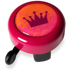 Cube RFR Buddys Fahrradklingel Crown/red'n'orange